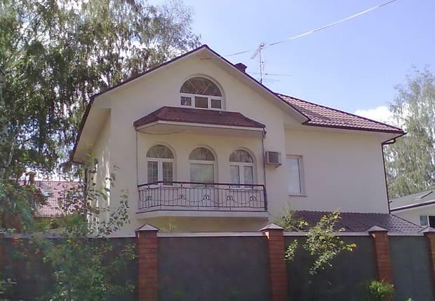 фото фасадов дома до дизайна