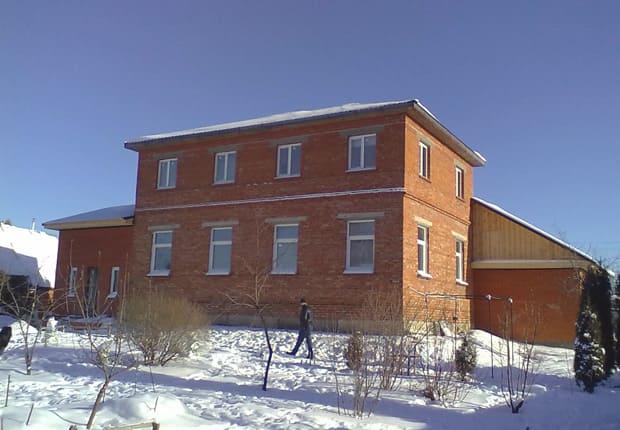 фото исходных фасадов дома