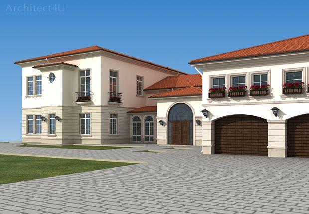 дизайн фасадов миллениум парк